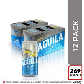 12-aguila-light-lata-269ml